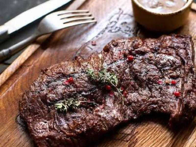 Peppered Steaks Healthy Recipe