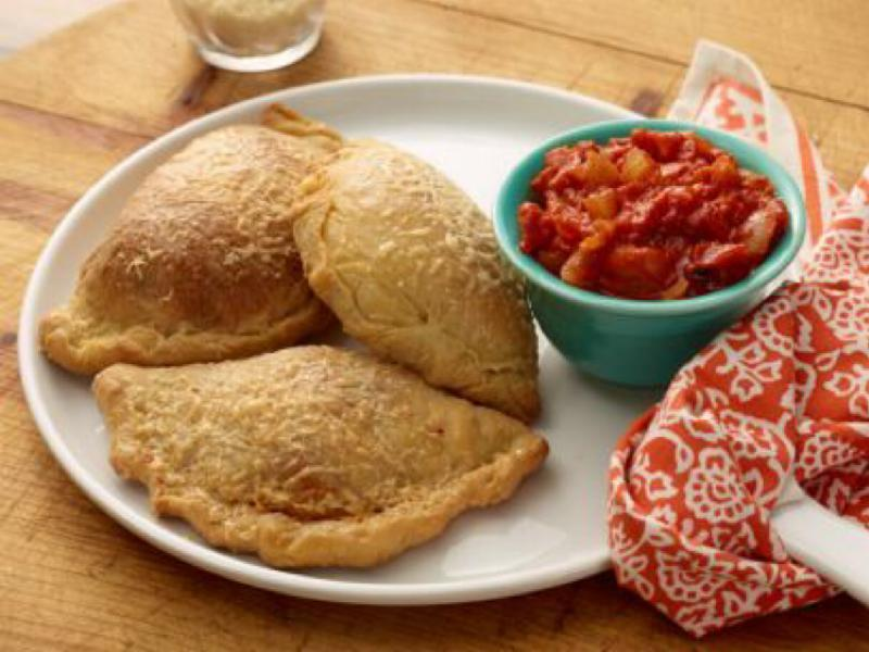 Pepperoni Pizza Pocket Healthy Recipe