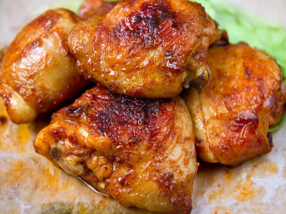Perfect Pan-Roasted Chicken Thighs Healthy Recipe