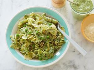 Pesto Pasta Healthy Recipe