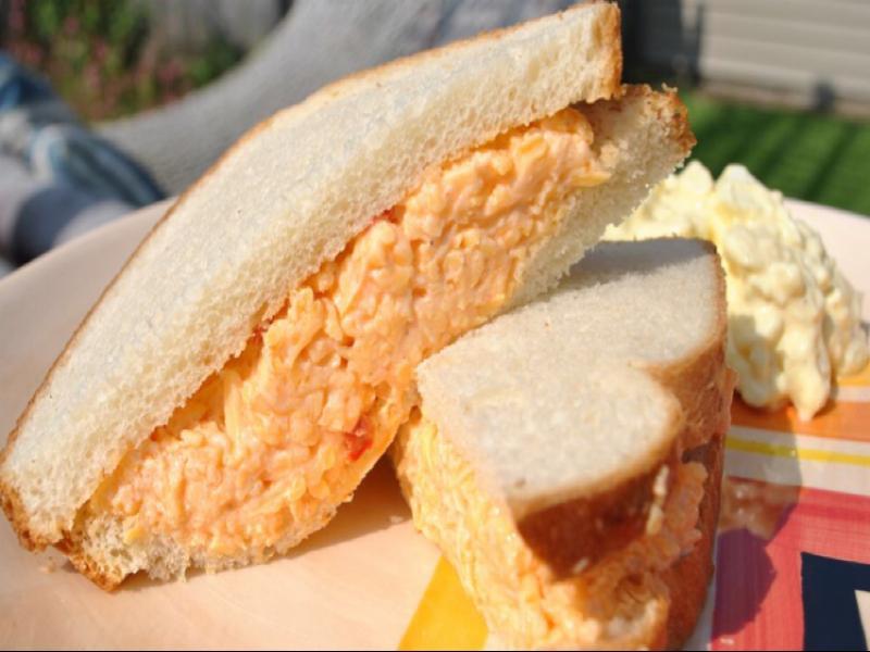 Pimento Cheese Sandwich Healthy Recipe