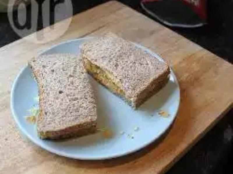 Potato Chip Sandwich Healthy Recipe