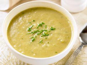Potato & Leek Soup Healthy Recipe
