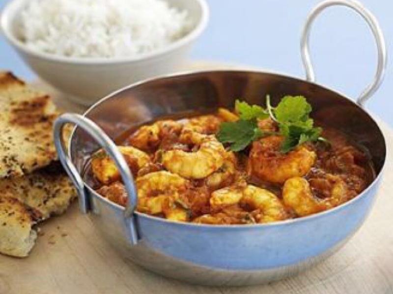 Prawn Curry Healthy Recipe