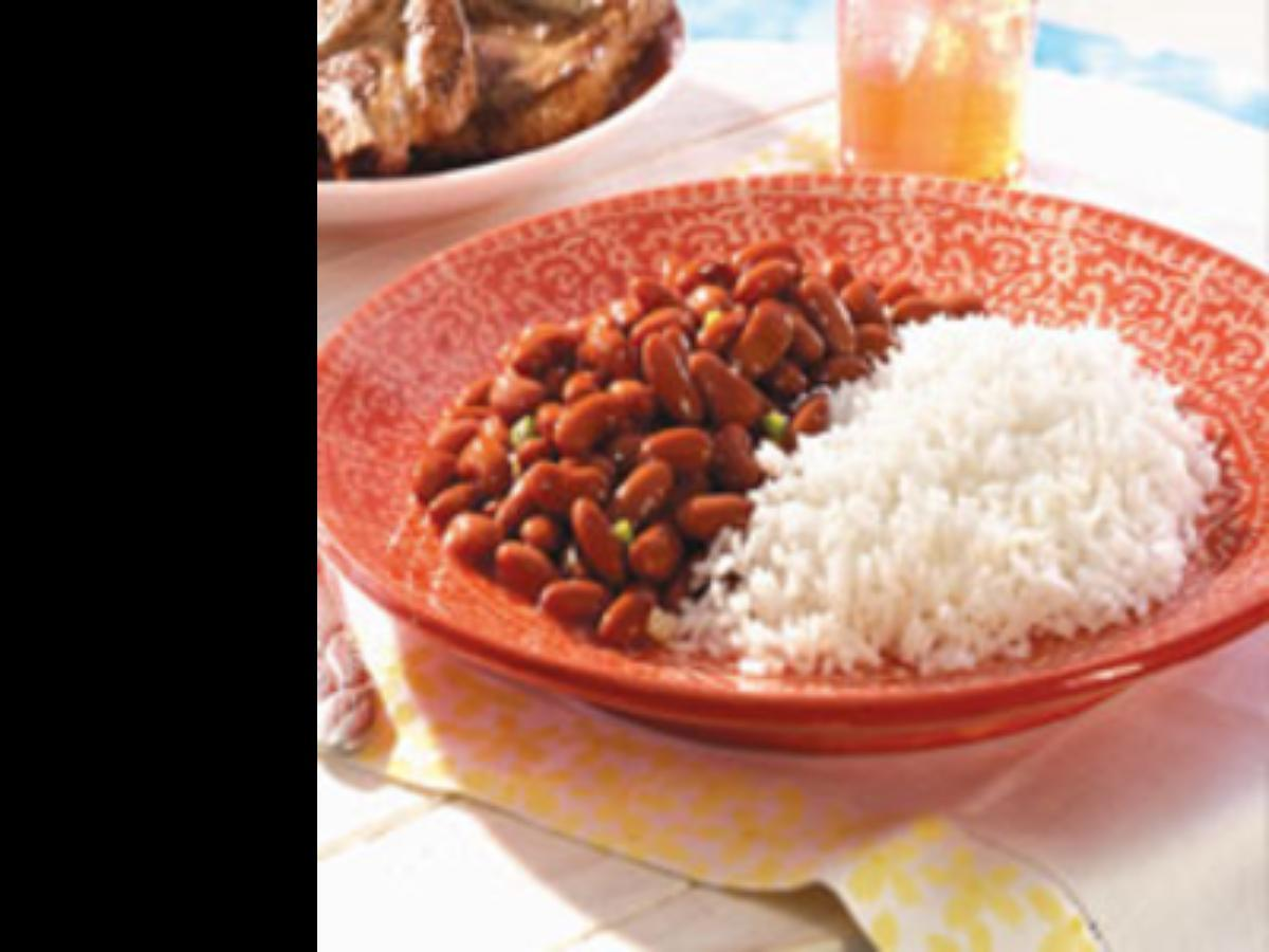 Pressure Cooker Colombian Beans Healthy Recipe