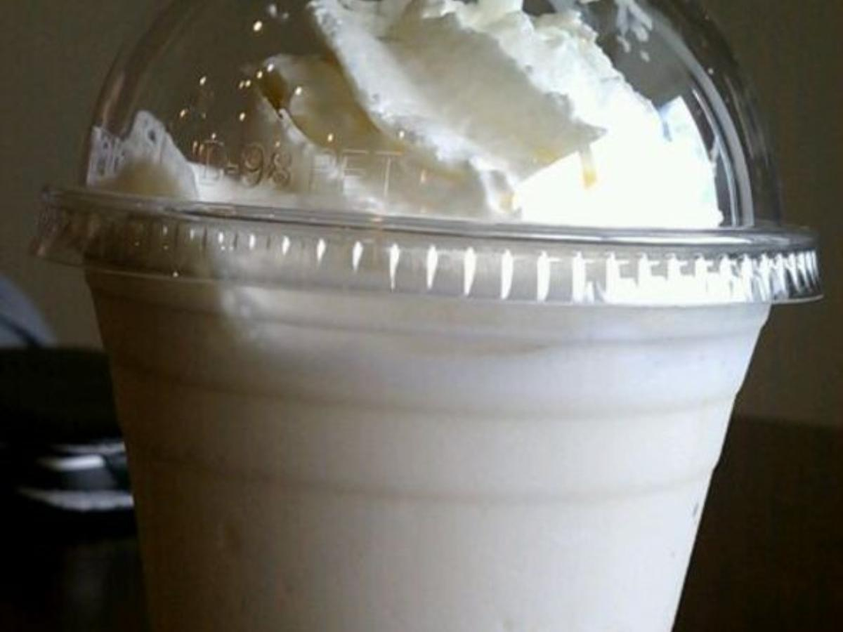 Protein Frappe Healthy Recipe
