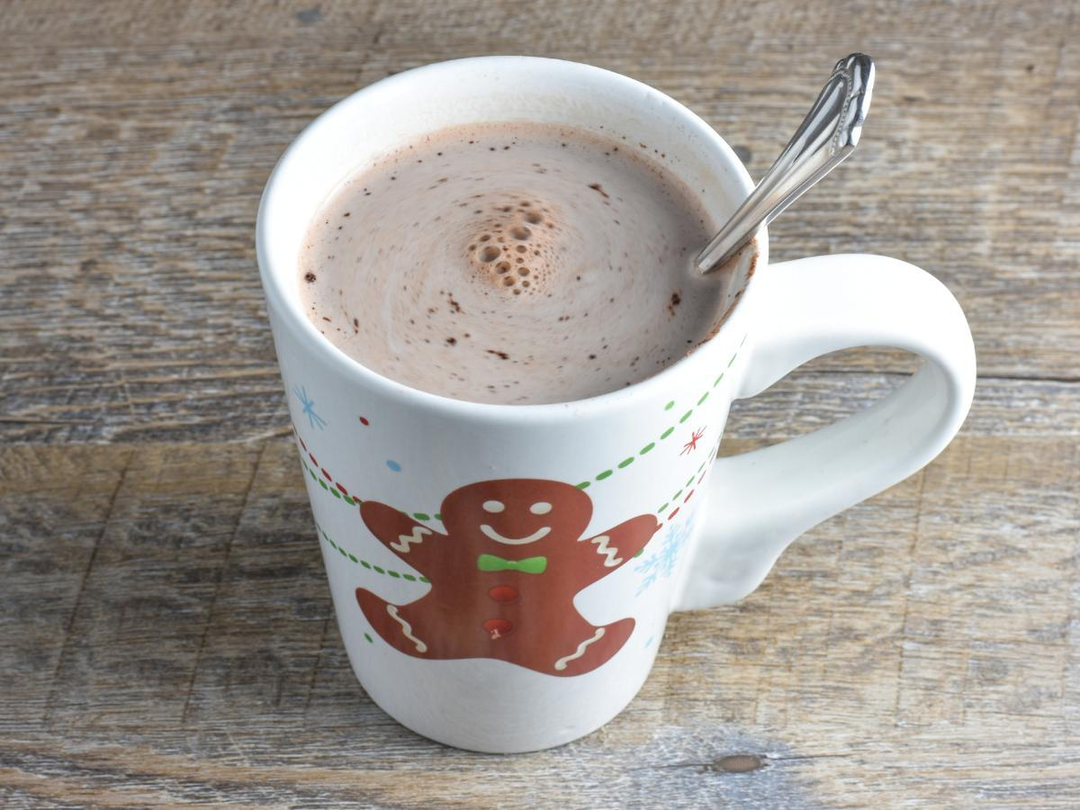 Protein Hot Chocolate Healthy Recipe