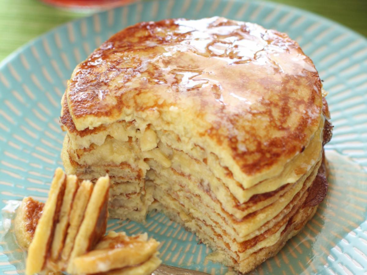 Protein Pancake Healthy Recipe