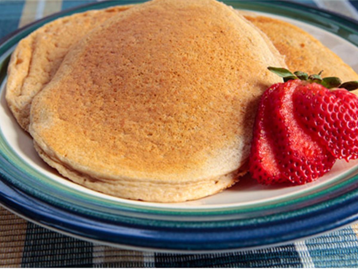 Protein Pancakes Healthy Recipe