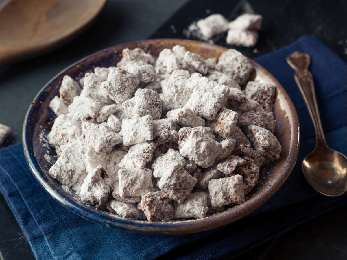 Puppy Chow Healthy Recipe