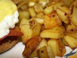 Quick and Easy Home Fries Healthy Recipe