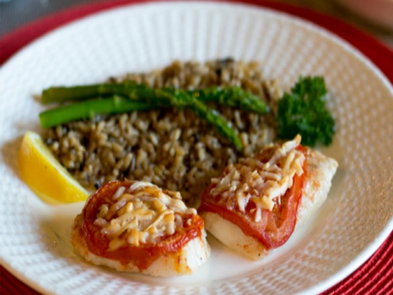 Red Lobster Nantucket Baked Cod Healthy Recipe