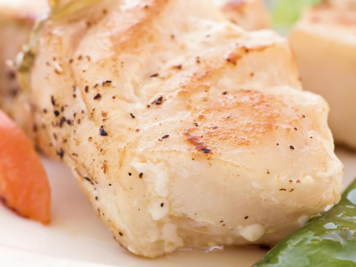 Red Snapper with Basil Vinaigrette Healthy Recipe