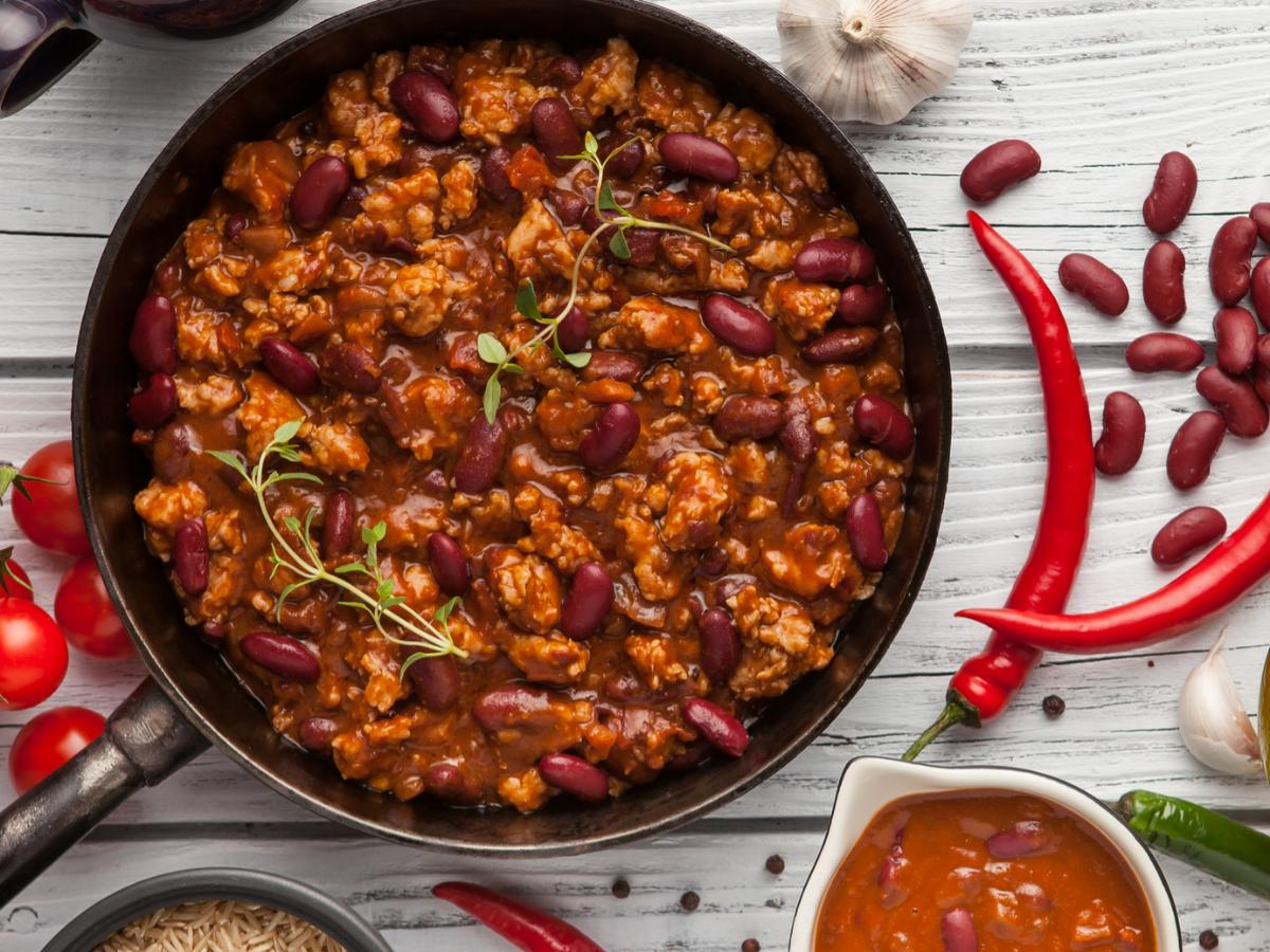 Ripped Chili Healthy Recipe