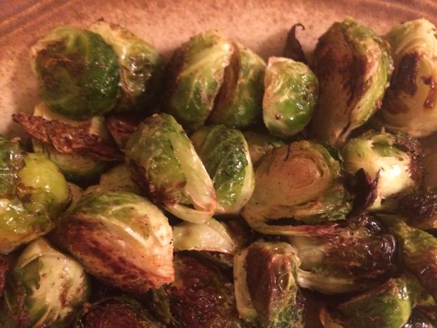 Roasted Brussels Sprouts with Caraway Seeds Healthy Recipe