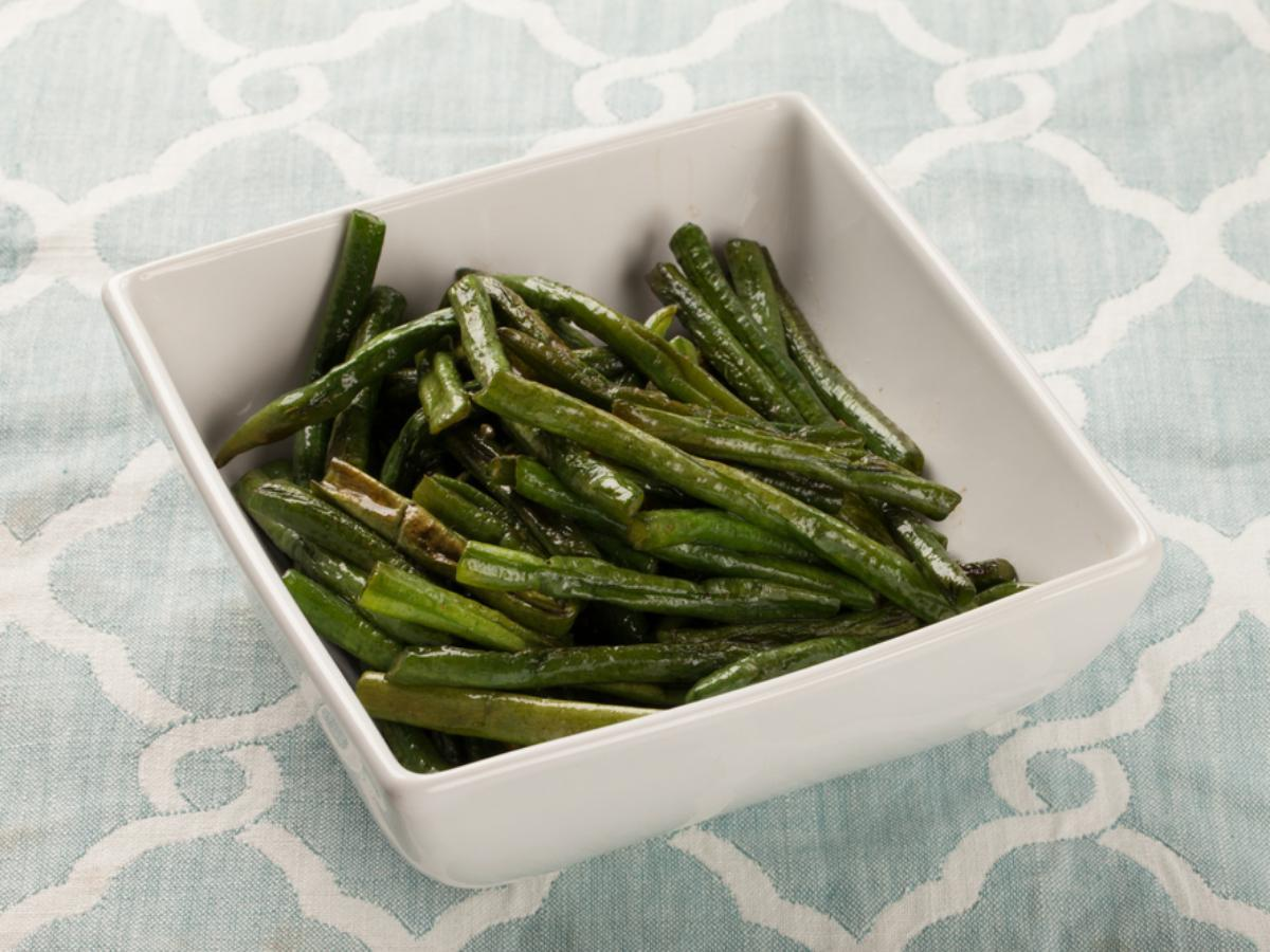 Sauteed Green Beans Healthy Recipe