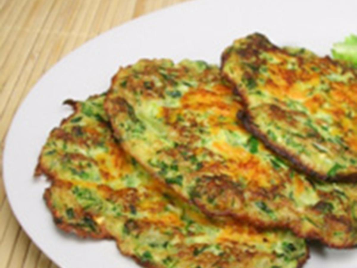 Savory Broccoli Pancakes Healthy Recipe