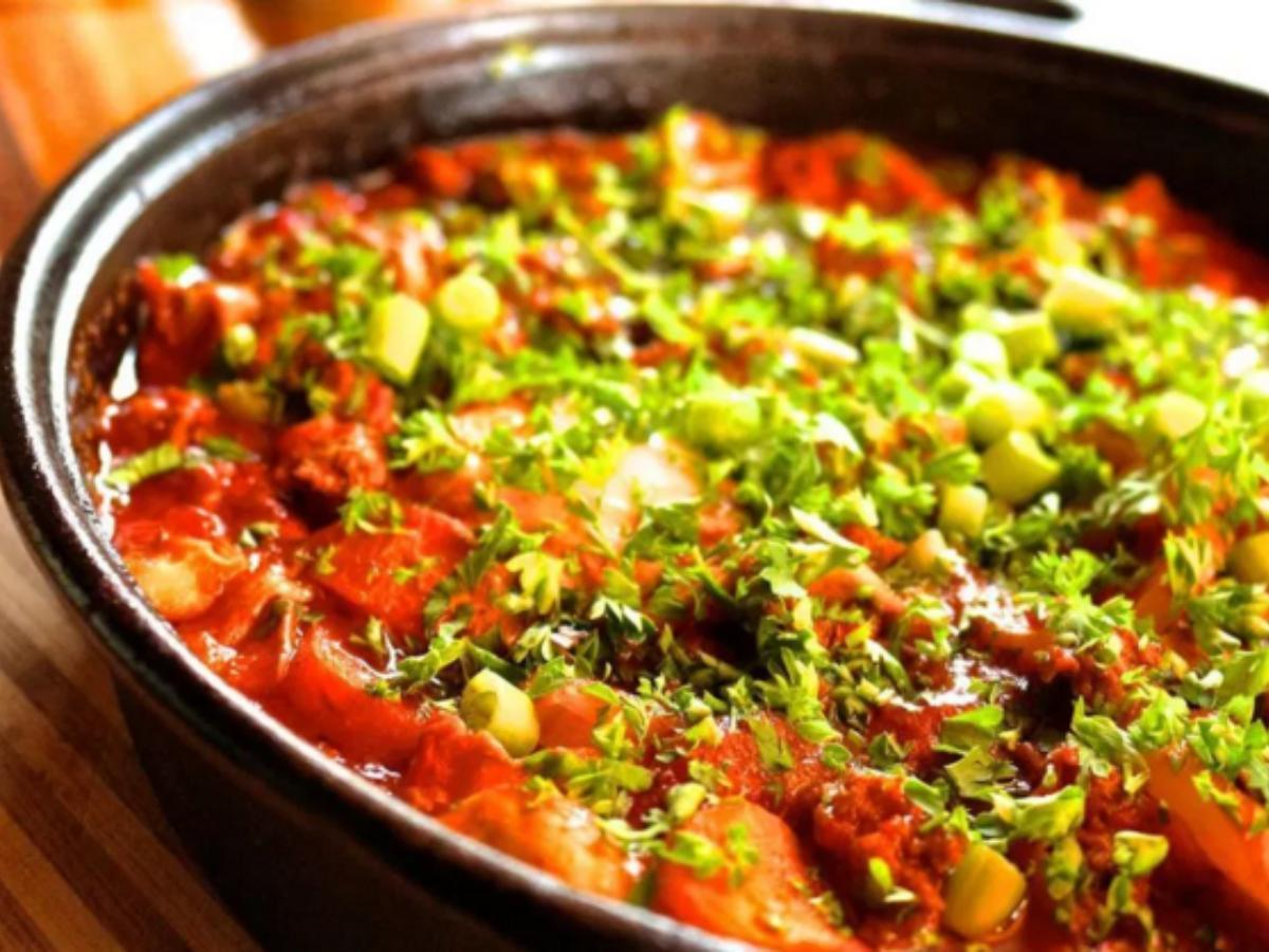 Shakshouka Healthy Recipe