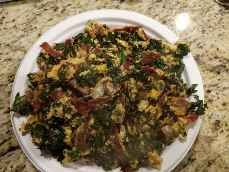 Simple Meat Scramble Healthy Recipe
