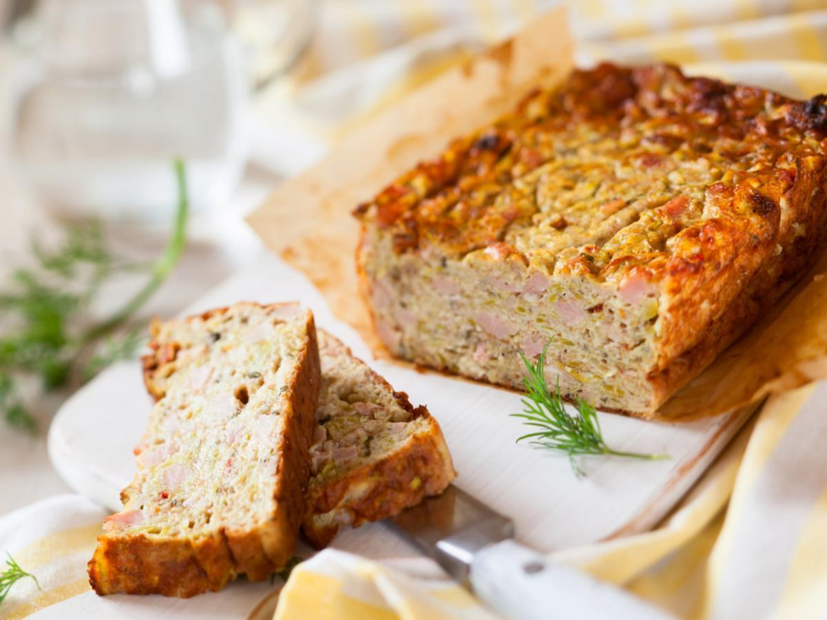 Simple Turkey Loaf Healthy Recipe