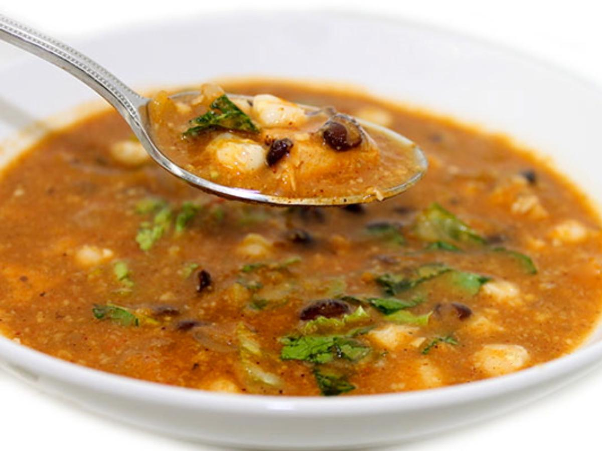Skinny Chicken Mexican Stew  Healthy Recipe