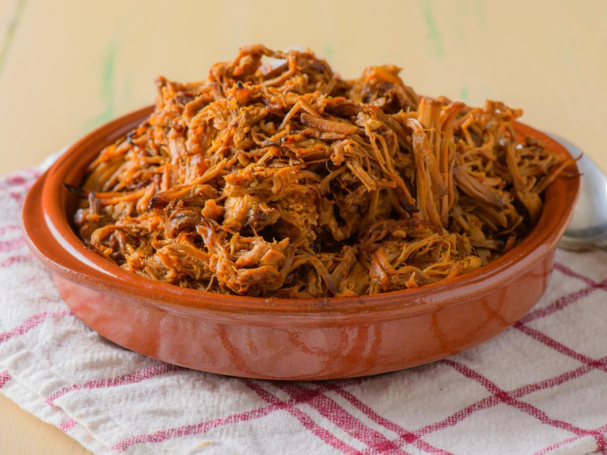 Slow Cooked Pulled Pork Healthy Recipe