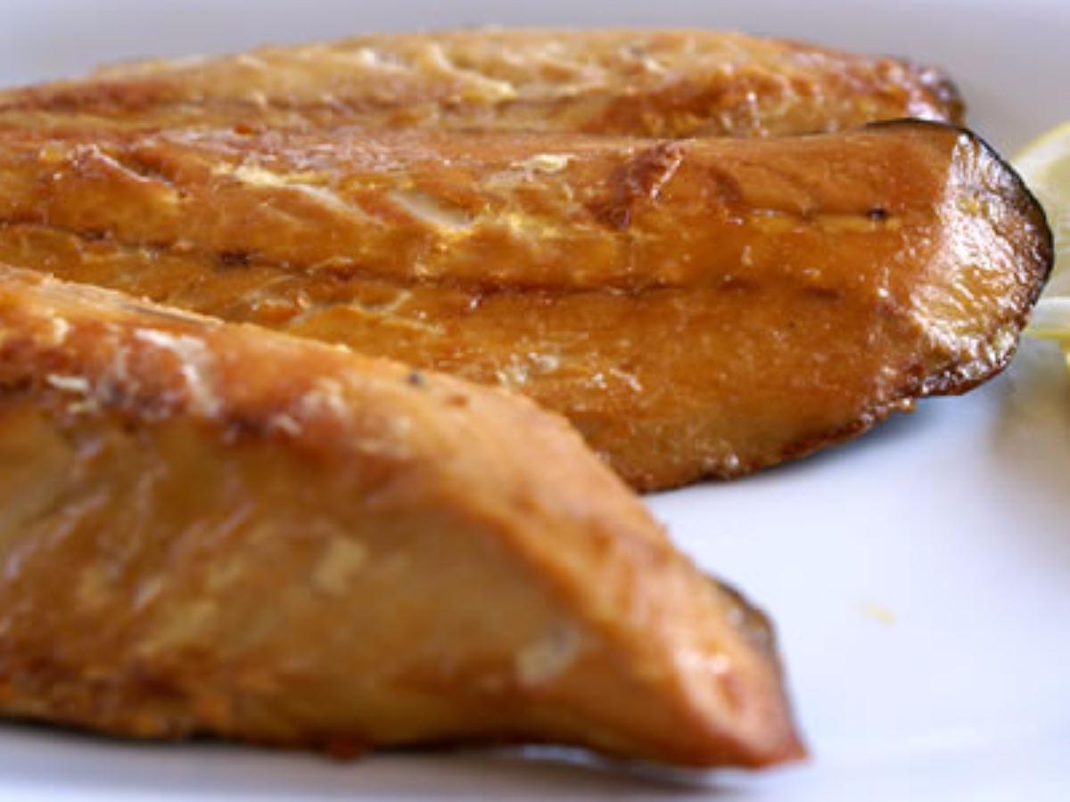 Smoked Mackerel Curry Breakfast Healthy Recipe