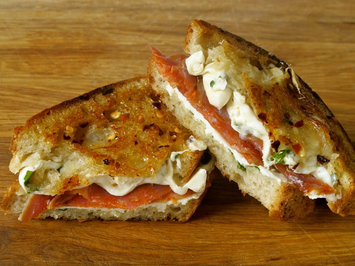 Sopressata Sandwich Healthy Recipe