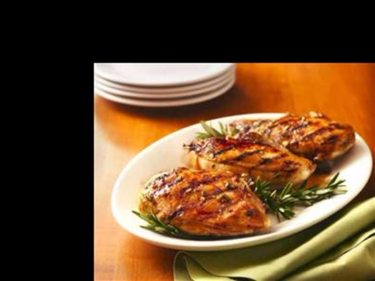 Soy-Ginger Chicken Breast Healthy Recipe