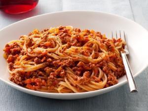 Spaghetti Bolognese Healthy Recipe