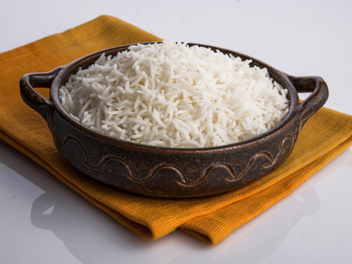 Spiced Basmati Rice Healthy Recipe