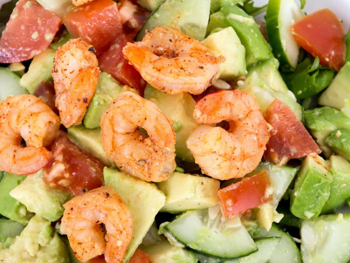 Spicy Adobo Shrimp Cocktail Healthy Recipe