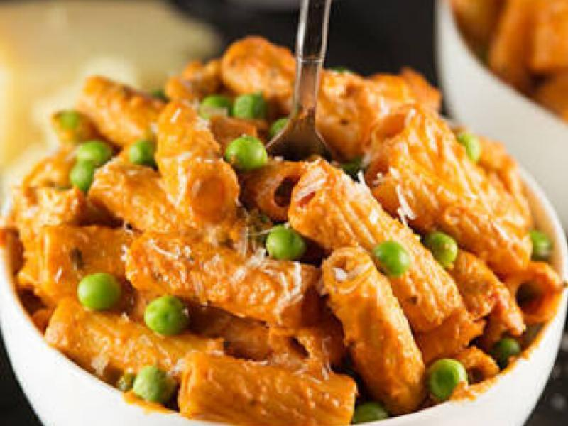 Spicy Chicken Rigatoni Healthy Recipe