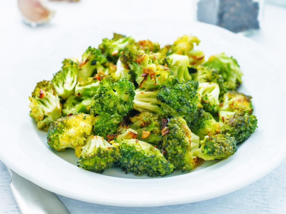 Spicy Garlic Broccoli Healthy Recipe