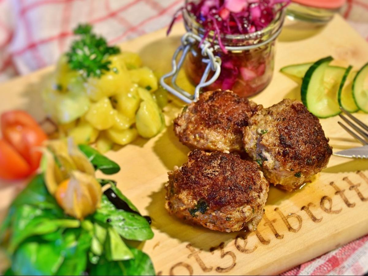 Spinach and Feta Turkey Burgers  Healthy Recipe