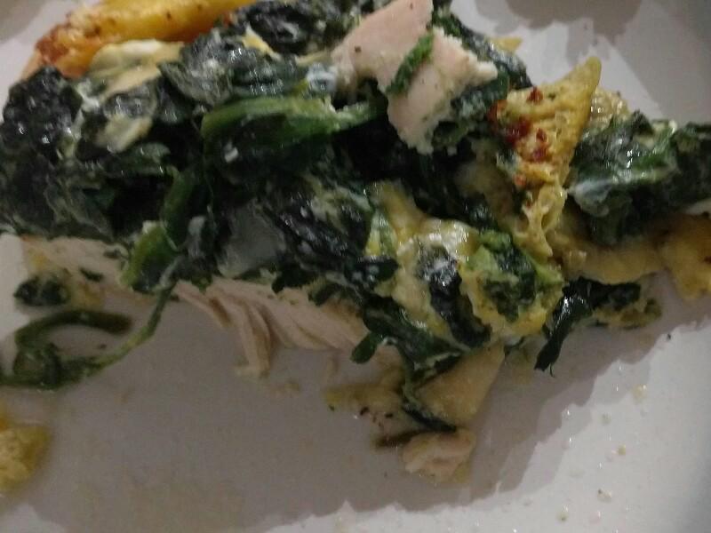 Spinach Stuffed Chicken Healthy Recipe