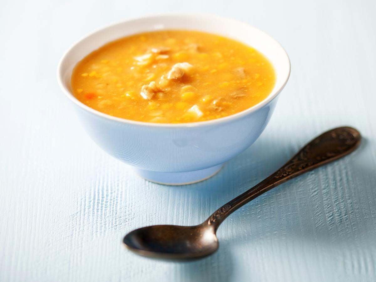 Split Pea Soup Healthy Recipe