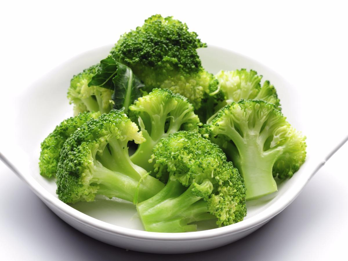 Steamed Broccoli Healthy Recipe