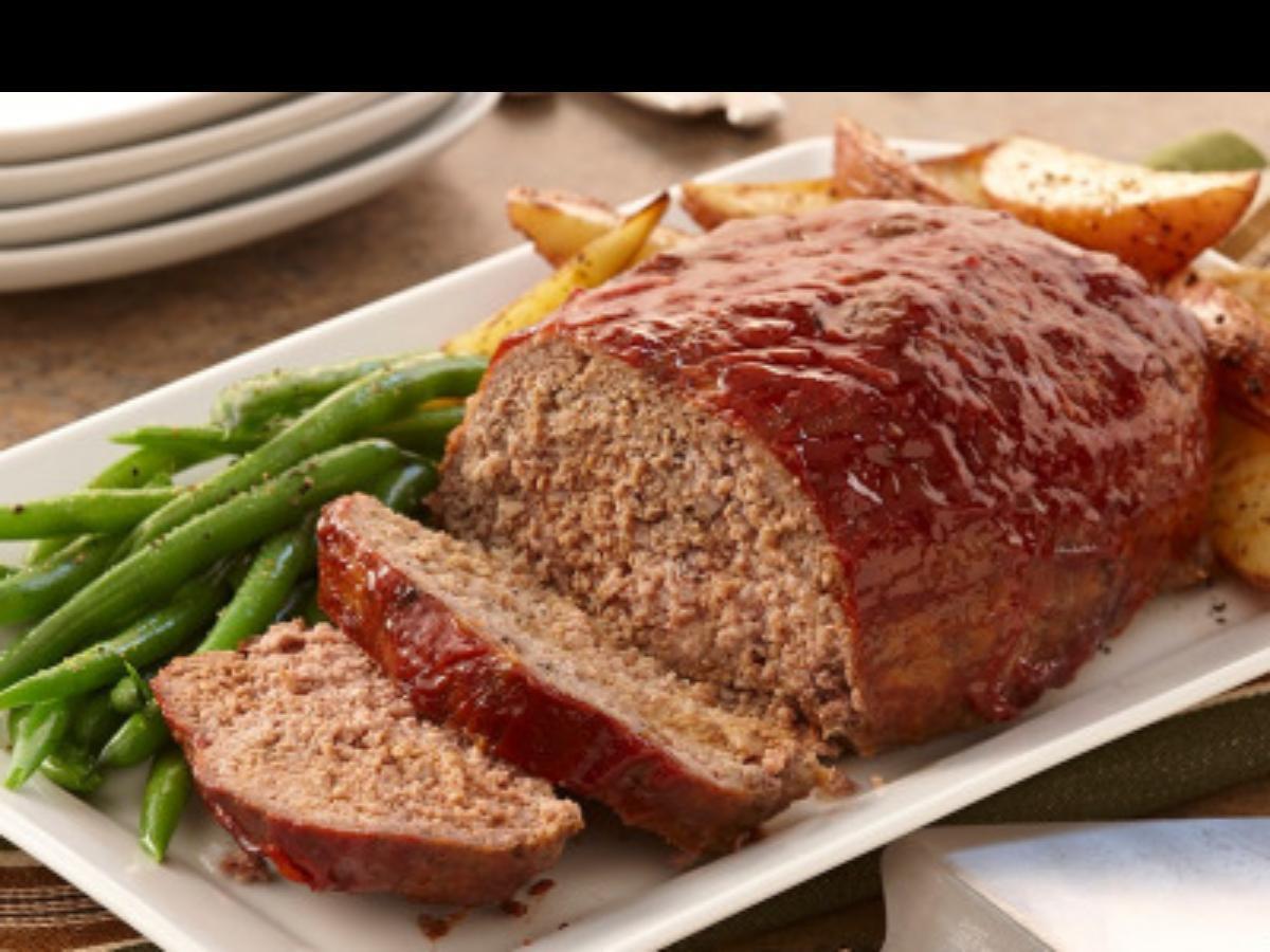 Stuffed Keto Meatloaf Healthy Recipe