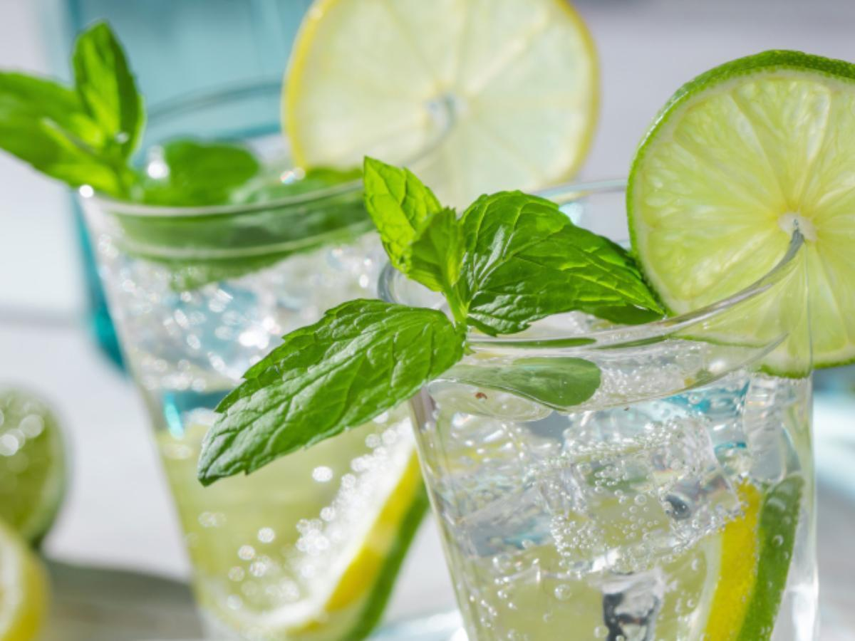 Summer Cocktail Healthy Recipe