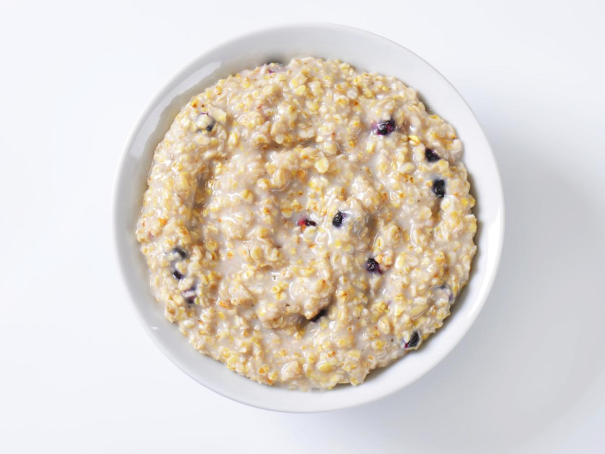 Sunrise raisin oatmeal Healthy Recipe