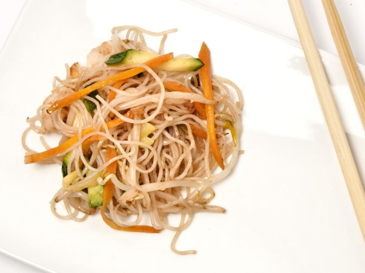 Super Skinny Mother Noodle Healthy Recipe