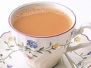 Tea with Milk and Sugar Healthy Recipe