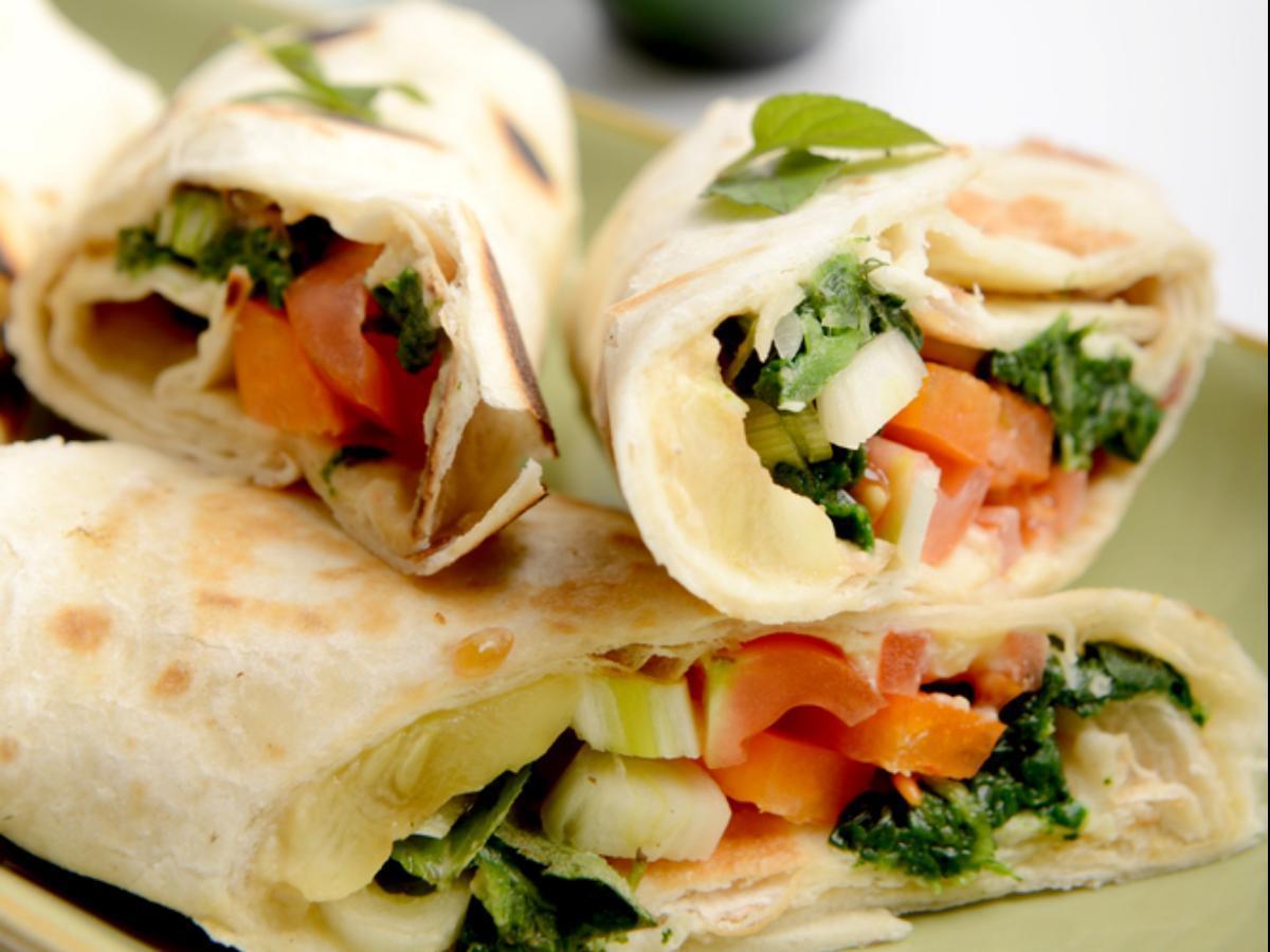 The Vegan Snack Sandwich Healthy Recipe