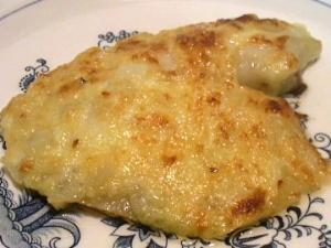 Tilapia Fromage Healthy Recipe