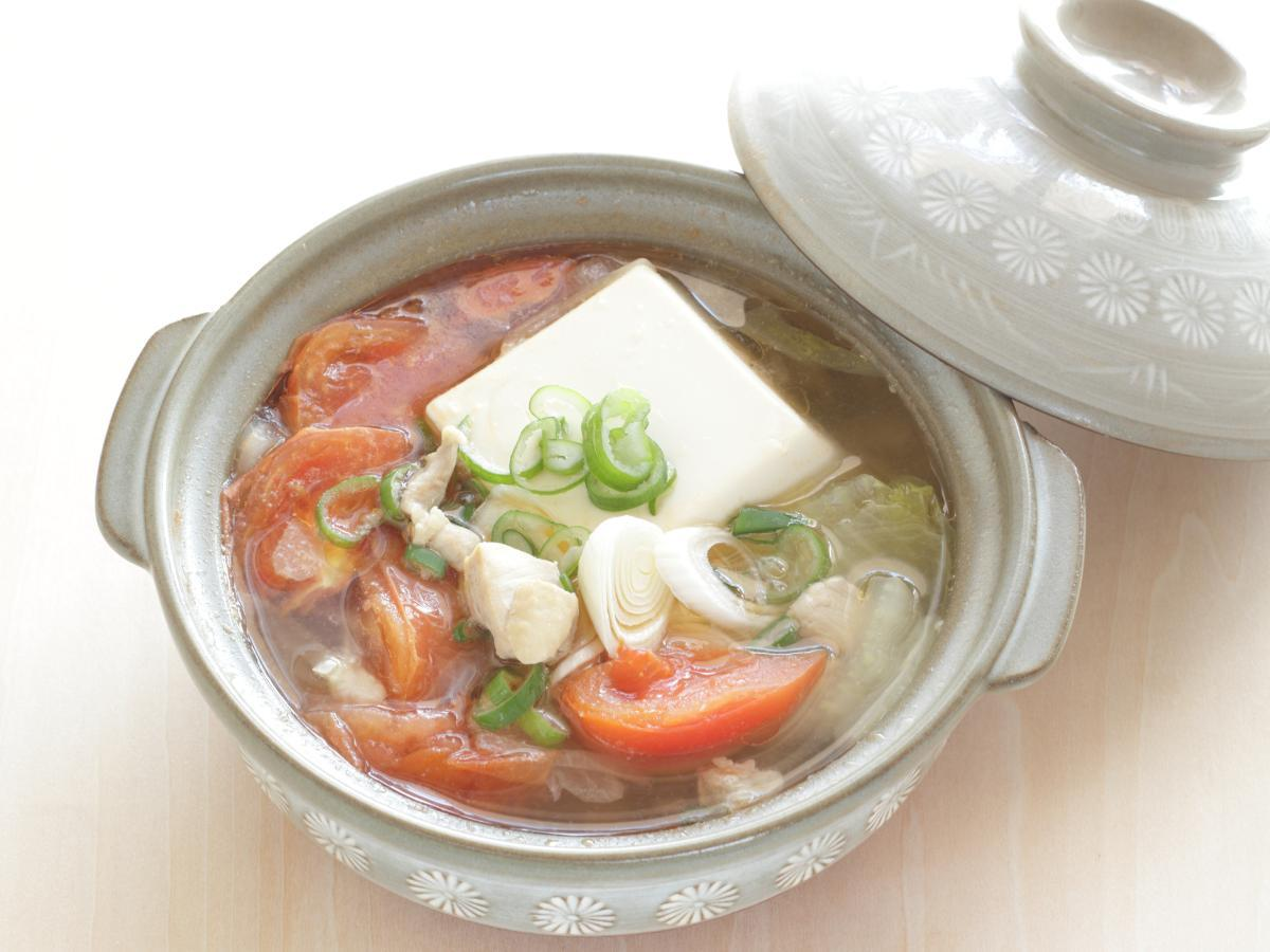 Tofu Cabbage Soup Healthy Recipe