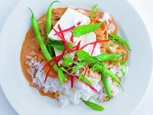 Tofu Kari Healthy Recipe
