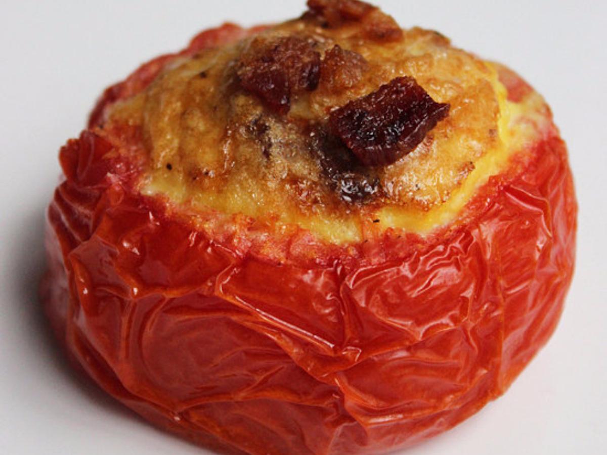 Tomato Frittita Healthy Recipe