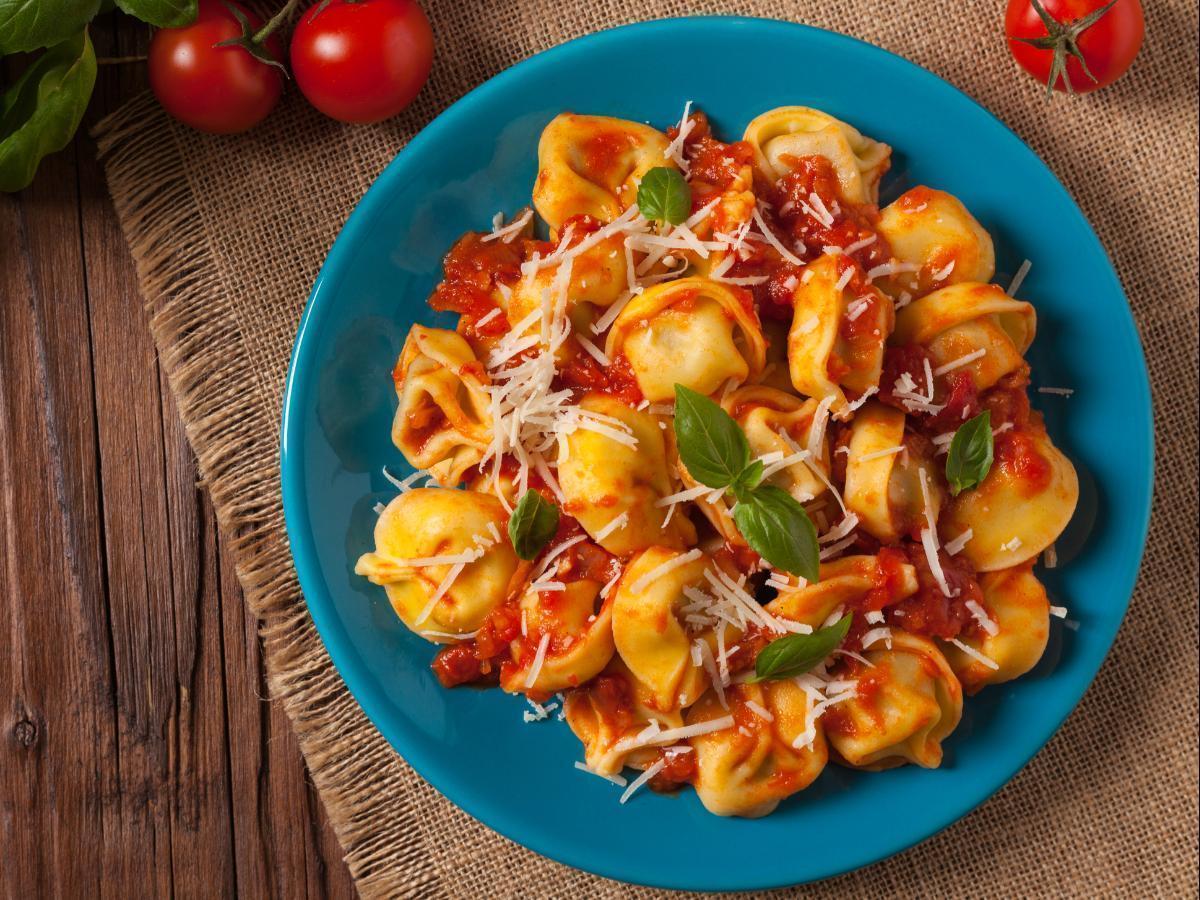 Tortellini  Healthy Recipe