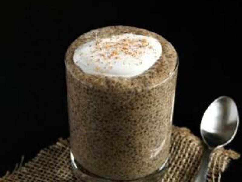 Vanilla Chai Chia Pudding Healthy Recipe